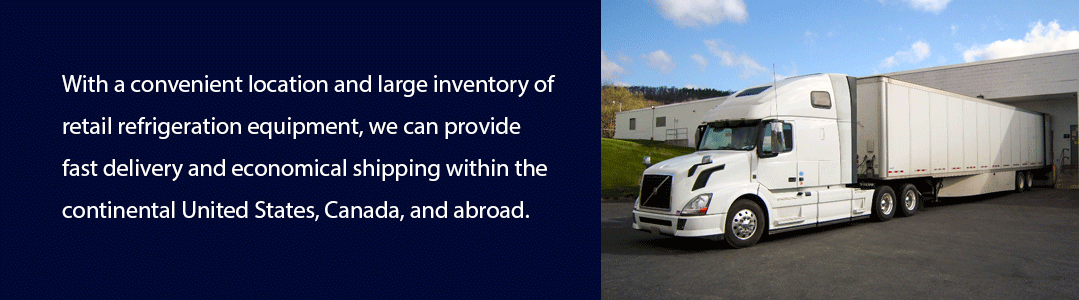 We can provide fast and economical shipping to anywhere within the United States and abroad